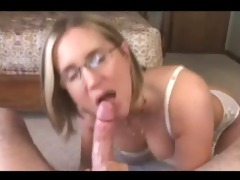 look into the camera #39 a tractable wife on the