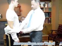 mormonboyz elder hardt receives drilled