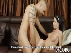 2st time hand job porn