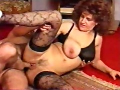 mature hotties younger boys creampie