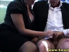 sph femdom honeys jack off petite pecker