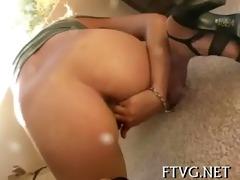honey caresses juicy vagina
