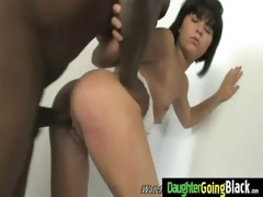watchung my daughter getting screwed by dark jock