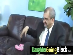 watching my daughter drilled by a dark man 1