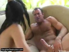 old dirty guy desires virgin daughter