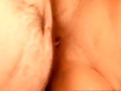 blond chick outstanding creampie st time old and