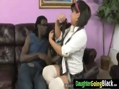 watch my daughter going black 5