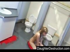 juvenile daughter drilled