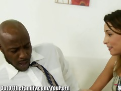 interracial stepdaughter assfucking