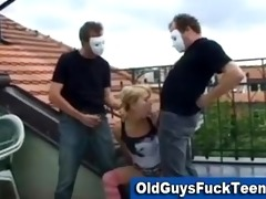 old lads oral-sex by hawt younger playgirl