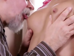 hot golden-haired screwed her boyfriends old