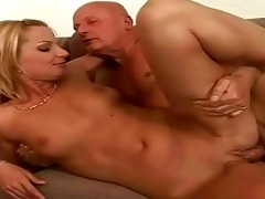 favourable grandad enjoying hawt sex with legal