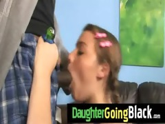 daughter fuck a massive dark wang 37