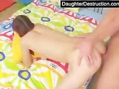 youthful daughter screwed hard