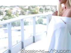 passion-hd golden-haired screwed doggy-style by