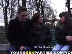 youthful sex parties - lengthy fuck after a short