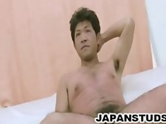 teppei kawashima - unshaved booty japanese dilf