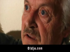 delightsome iwia fucking grand-dad