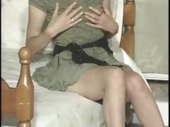 3311-1 77 year-old lorraine ward undresses