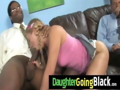 see my tiny daughter when is ride a dark penis 2