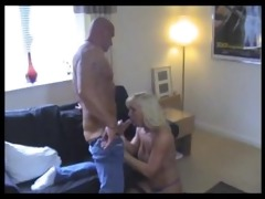 hawt muscle dad receives bj from a favourable