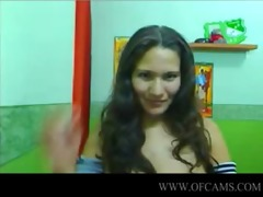 pamela breasty in stripes handy spanked bangbook